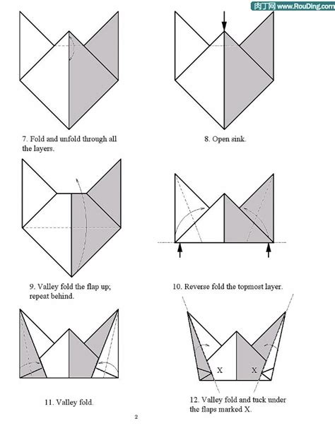 How To Make A Paper Hat With A4 Paper - chapeau pirate pirate chapeaux