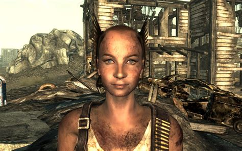 fallout new vegas hairstyles fallout 3 hairstyles immodell net