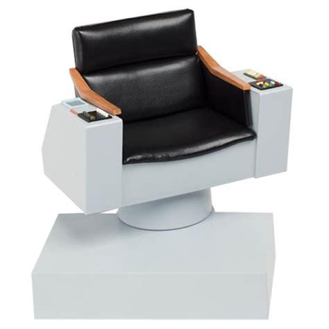 Trek Captains Chair by Trek The Original Series Captain S Chair 1 6 Scale