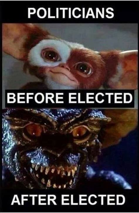 Funny Voting Memes - meme politicians before vs after election jokes