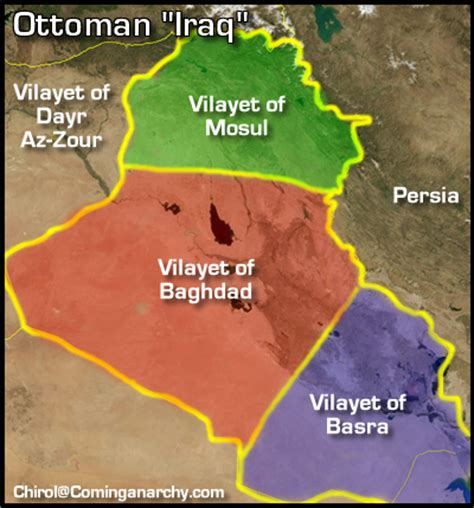 ottoman empire sunni american comapnies getting iraq oil contracts politics