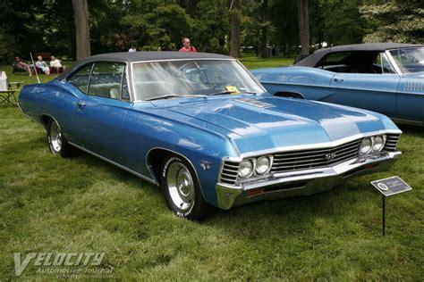 impala ss 1967 1967 chevrolet impala ss information