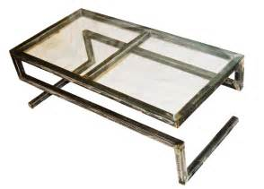 Steel Coffee Table Pk Steel Designs Products
