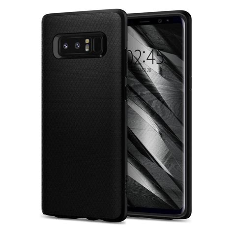 Spigen Hybrid Armor For Galaxy Note 8 All Colors spigen 174 liquid air armor 587cs22060 samsung galaxy note 8 black spaceboy