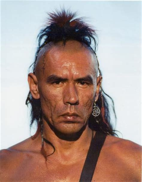 images of people that have a mohican hairstyle the omni report wes studi tribute