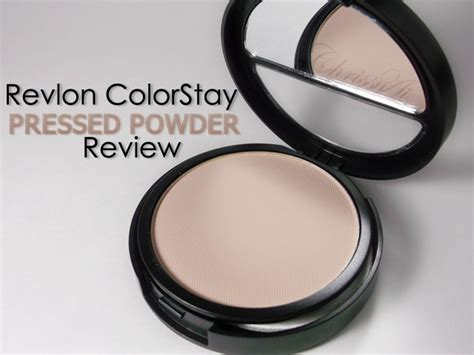 Revlon Compact Powder revlon colorstay pressed powder reviews in powder