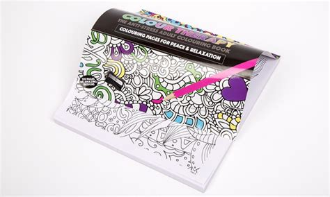 anti stress colouring book groupon anti stress colouring book groupon goods