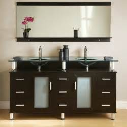 Free Standing Vanity Kokols 60 Quot Free Standing Bathroom Vanity Set Reviews Wayfair