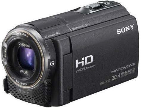Kamera Sony Cx sony hdr cx570e kainos kaina24 lt