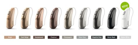 hearing colors phonak rechargeable hearing aids lowest prices here