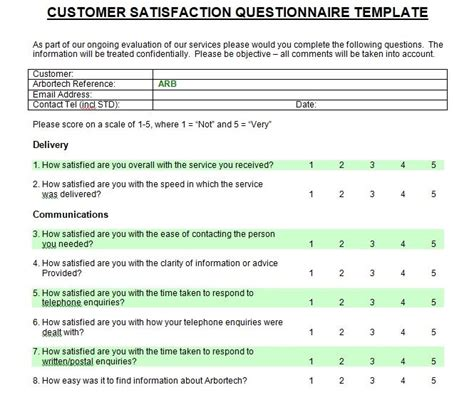 survey template microsoft word crescentcollege org