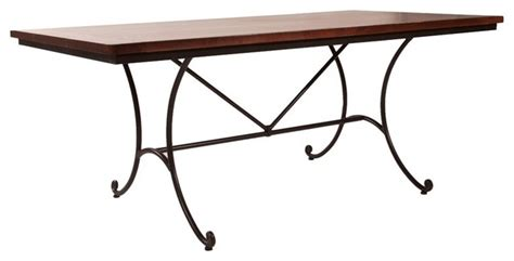 Charleston Forge Dining Tables Castleford Dining Table By Charleston Forge Eclectic Dining Tables Milwaukee By Timeless