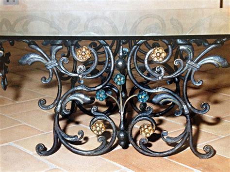 tavoli ferro battuto tavoli in ferro battuto ditta albano casale monferrato