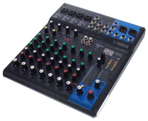Mixer Yamaha Mg10xu mixer yamaha mg10xu 10 canales con efectos