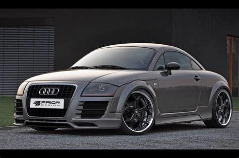 Audi Tt Design by Audi Tt By Prior Design Car News