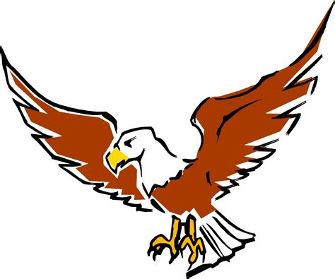 cartoon eagle wallpaper cartoon eagle pictures clipart best