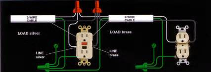 single gfci wiring diagram ansi wiring diagram electrical wiring diagram power wiring diagram