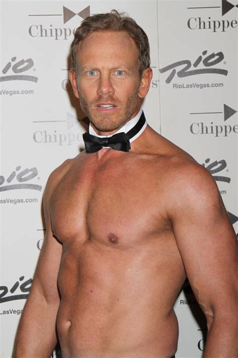 ian ziering chippendales ian ziering makes his chippendales las vegas debut zimbio