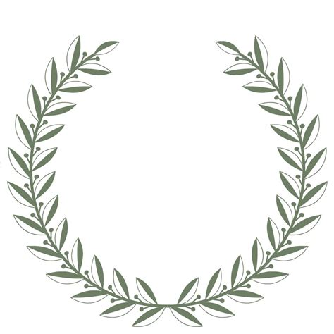 laurel leaf template amanda rapp design free printable laurel wreath how to