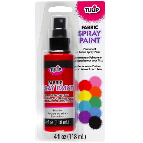 Fabric Spray Paint For by Tulip 174 Fabric Spray Paint