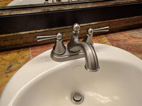 kitchen how to remove faucet aerator and replace kitchen