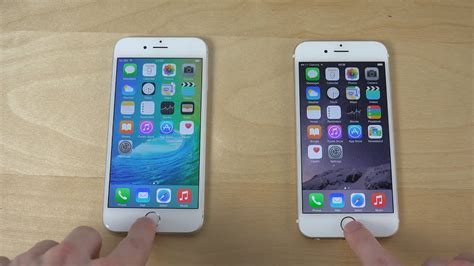 iphone 6 ios 9 beta vs iphone 6 ios 8 4 beta 3 which is faster 4k