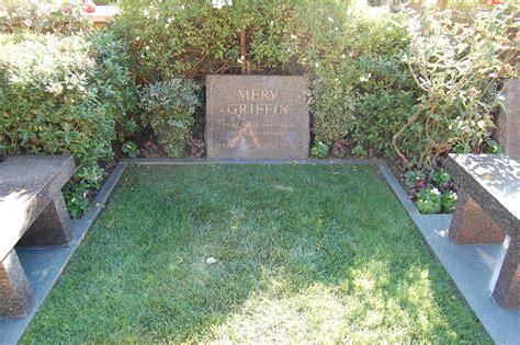Desi Arnav by File Merv Griffin Grave At Westwood Village Memorial Park