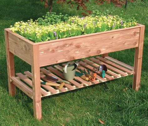 cedar raised garden bed plans cedar raised garden beds