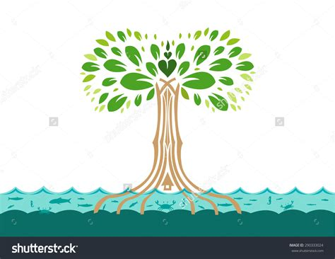 mangrove tree coloring page mangrove clipart clipground