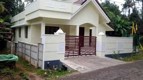 modern home design 100k new small budget house in angamaly ernakulam real estate