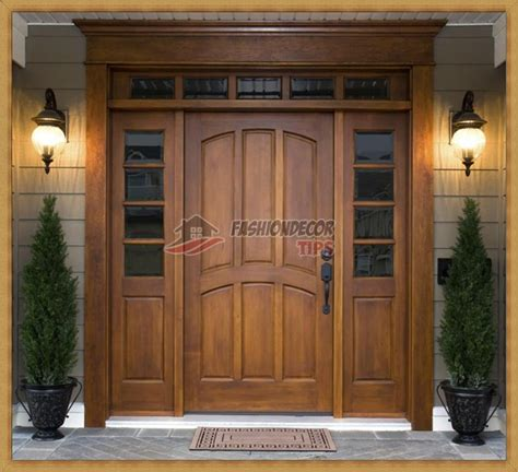 wooden door designs ideas fashion decor tips
