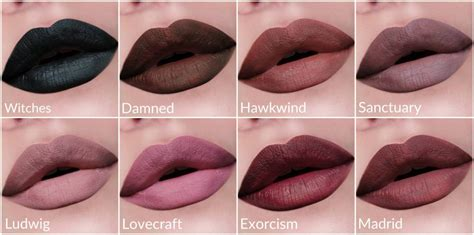 D Everlasting Mini Liquid Lipstick d everlasting liquid lipstick mini lipstick set