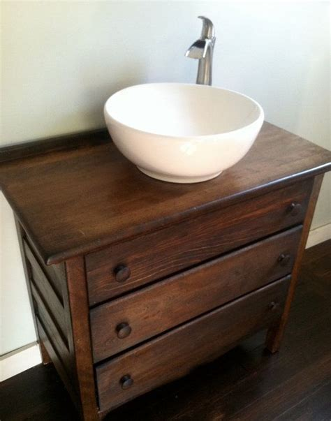 Sink Bathroom Vanity Ideas by Best 25 Vessel Sink Vanity Ideas On