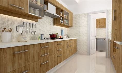 parallel kitchen ideas shop for jenner parallel modular kitchen online in india