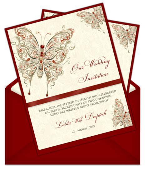Indian Wedding Invitation Letter In Letter Style Email Indian Wedding Card Design 87 Email Wedding