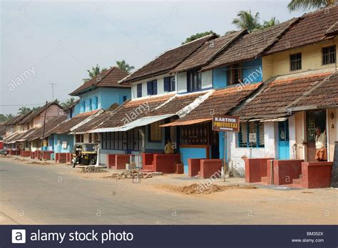 buy houses in india homes from kalpathy cultural heritage village in palakad kerala india stock photo