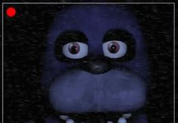 Image bonnie says hi gif five nights at freddy s wiki wikia