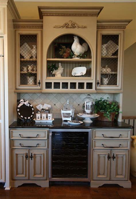 wine cooler home kitchens kitchen remodel bars