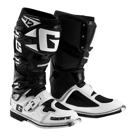 size 12 motocross boots gaerne dirt bike road mx gear sg 12 motocross