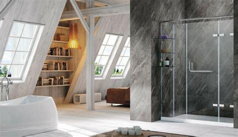 dachgeschoss einrichten badgestaltung in der dachgeschosswohnung und wie das am