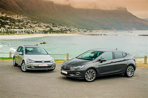 opel volkswagen comparative review opel astra vs volkswagen golf 7 cars