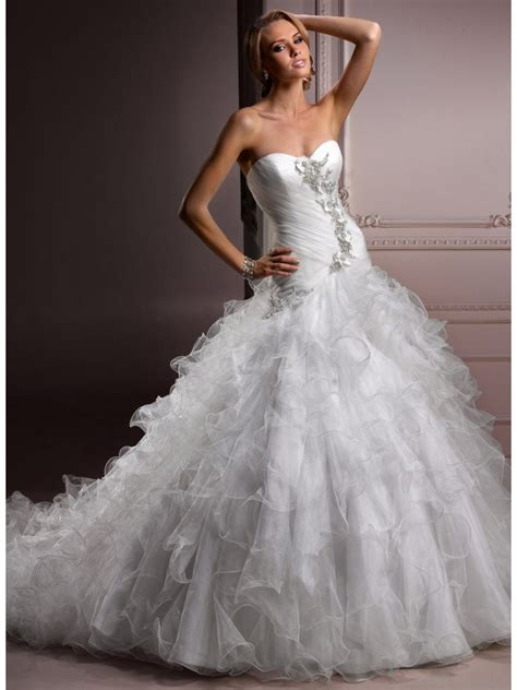 Traumhafte Hochzeitskleider by Beautiful Princess Wedding Dress The For A