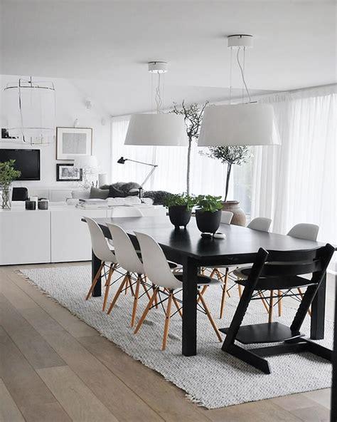 cool scandinavian dining room interior design ideas