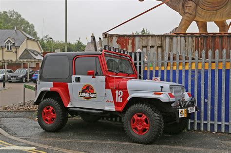 jeeps in and tv shows from the 80s to today