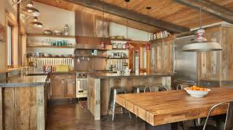 rustic kitchen designs 15 interesting rustic kitchen designs home design lover