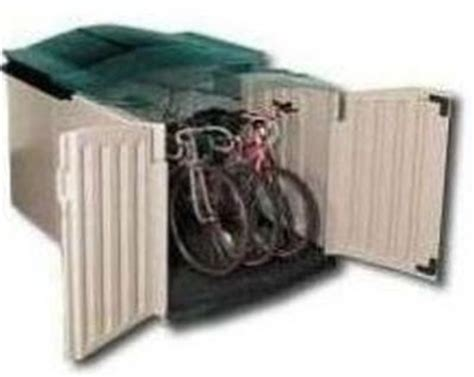 Motorcycle Storage Shed Rubbermaid by Motorcycle Garage Doityourself Community Forums