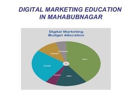 Marketing Education by Digital Marketing Education In Mbnr