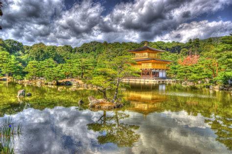 pavillon japan golden pavillon kyoto japan jigsaw puzzle in great