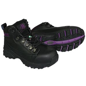 vegas 6 quot safety hiker work boot for