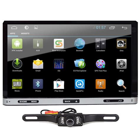android stereo 7inch android hd 2din in dash car dvd radio stereo player wifi 3g gps tablet cars car